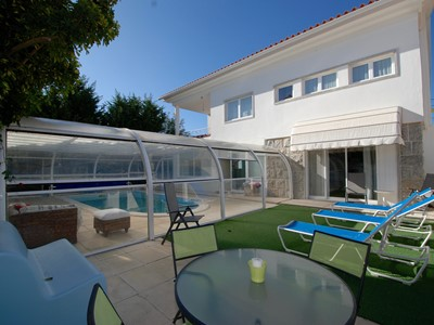Casa Da Pi - Exclusive and superb 8 bedroom villa (sleeps 17) with private pool in São Martinho do Porto
