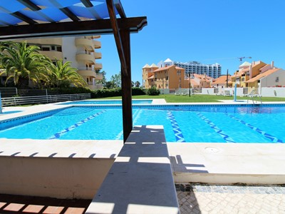 Marina Mar Paisagem - Magnificent Sea view 1 bedroom Vilamoura apartment with pool