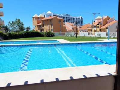 Marina Mar Luz - Casual 1 bedroom apartment with pool next to Marina of Vilamoura