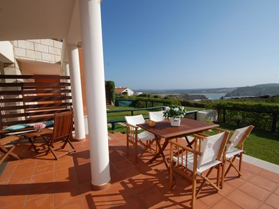 Beacon - Wonderful 2 bedroom sea view property in Gilma Facho resort