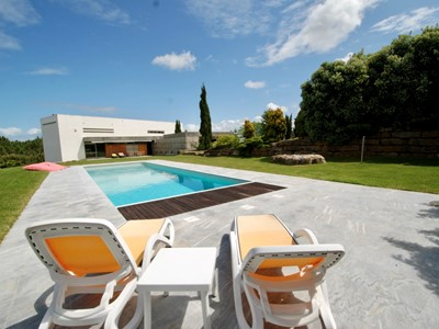 Vale Da Praia Beach House - Magnificent villa with sea views, private pool and gardens.