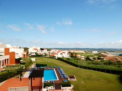 Catamaran - Wonderful 2 bedroom sea view property in perfect resort