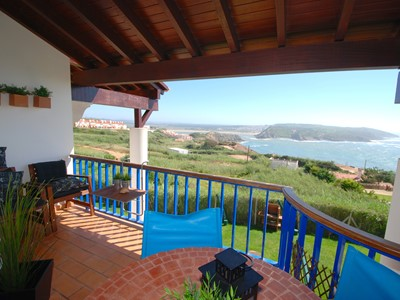 Daydream - 3 bedroom duplex with Ocean views in São Martinho do Porto