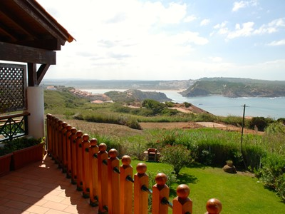 Blue - Superb 4 bedroom sea view apartment on great São Martinho do Porto complex