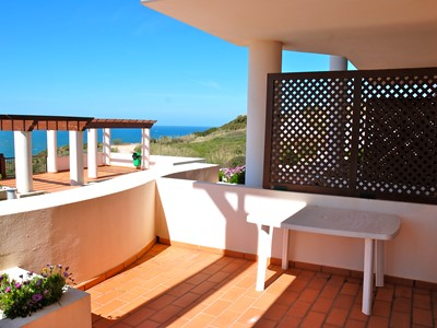 Orange - Sea view 2 bedroom apartment in São Martinho do Porto with pools, tennis & squash court and Wi-Fi
