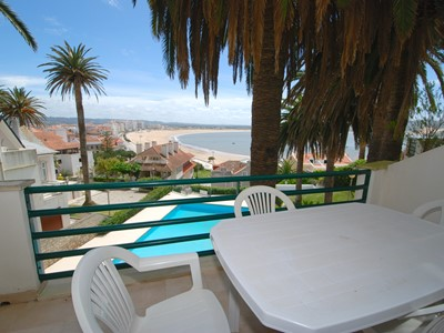 Grove - 3 bedroom sea view duplex, sleeps 6 with 2 pools, just 65 metres to the beach