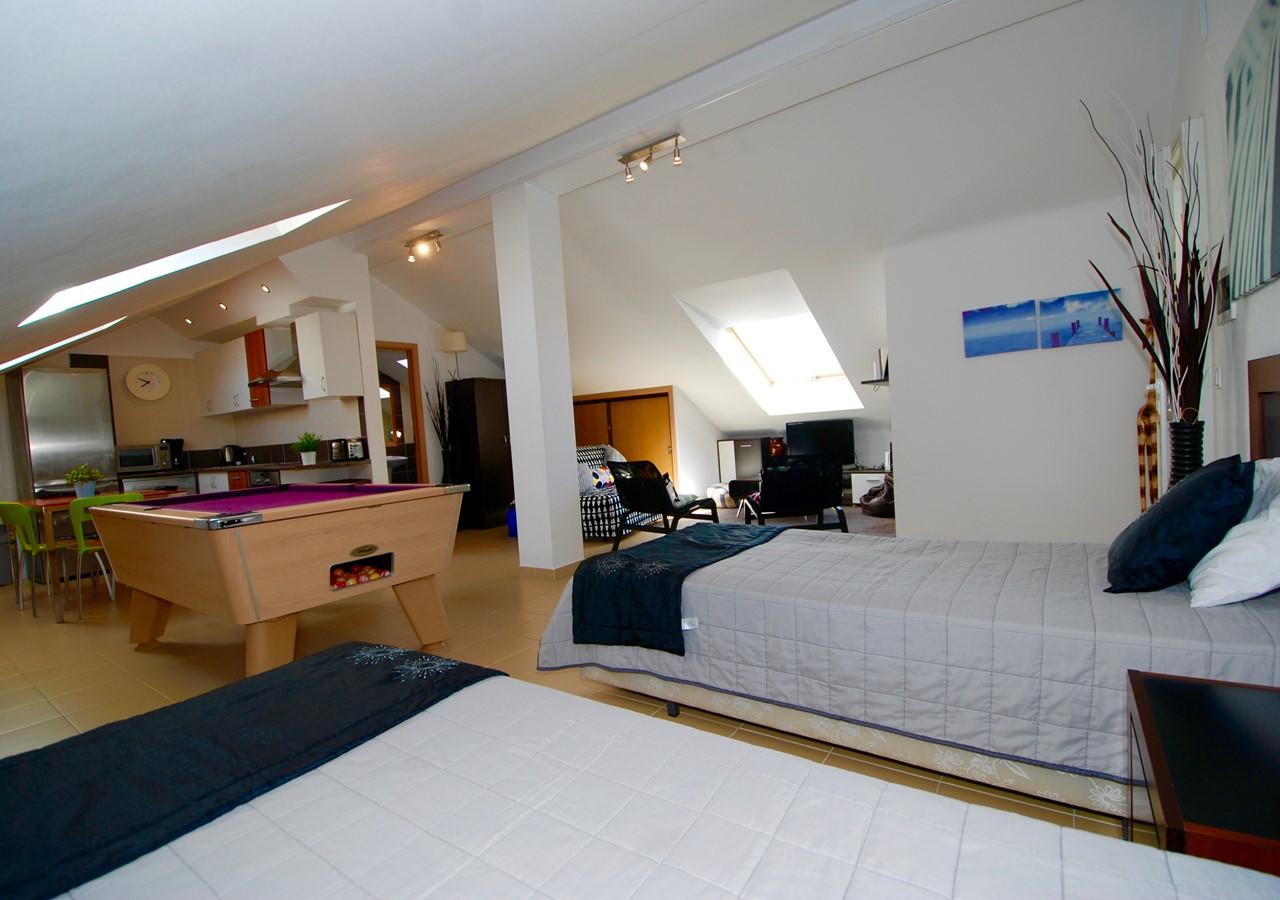 Pool Apartment Sao Martinho Do Porto