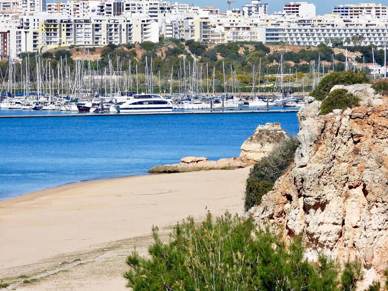 Closest beach from Monte Bela Vista Villa