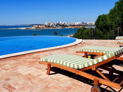 Monte Bela Vista - Spectacular Sea View Villa with Private Pool and Private Access to the Beach