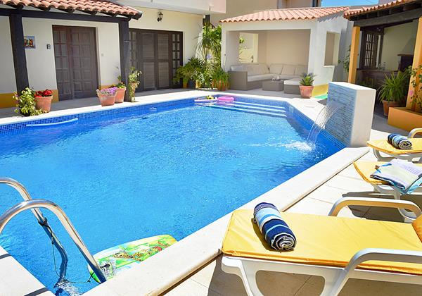 Pool Of Holiday Home In Costa Da Prata
