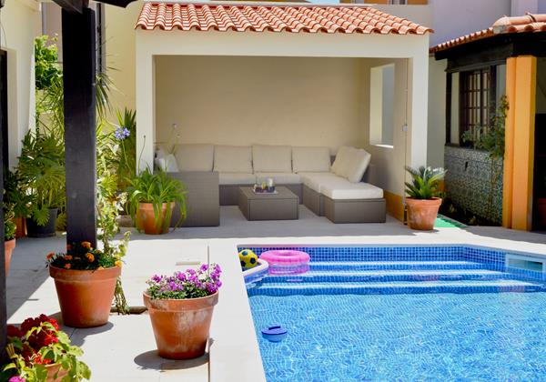 Wonderful Holiday Villa In Sao Martinho