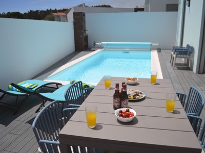 Mar e Campo Villa - Stunning contemporary villa with private patio and heated pool