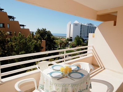 Marina Mar Cascata - Vilamoura 1 Bedroom Apartment with pool and sea view - 100 meters from the Marina