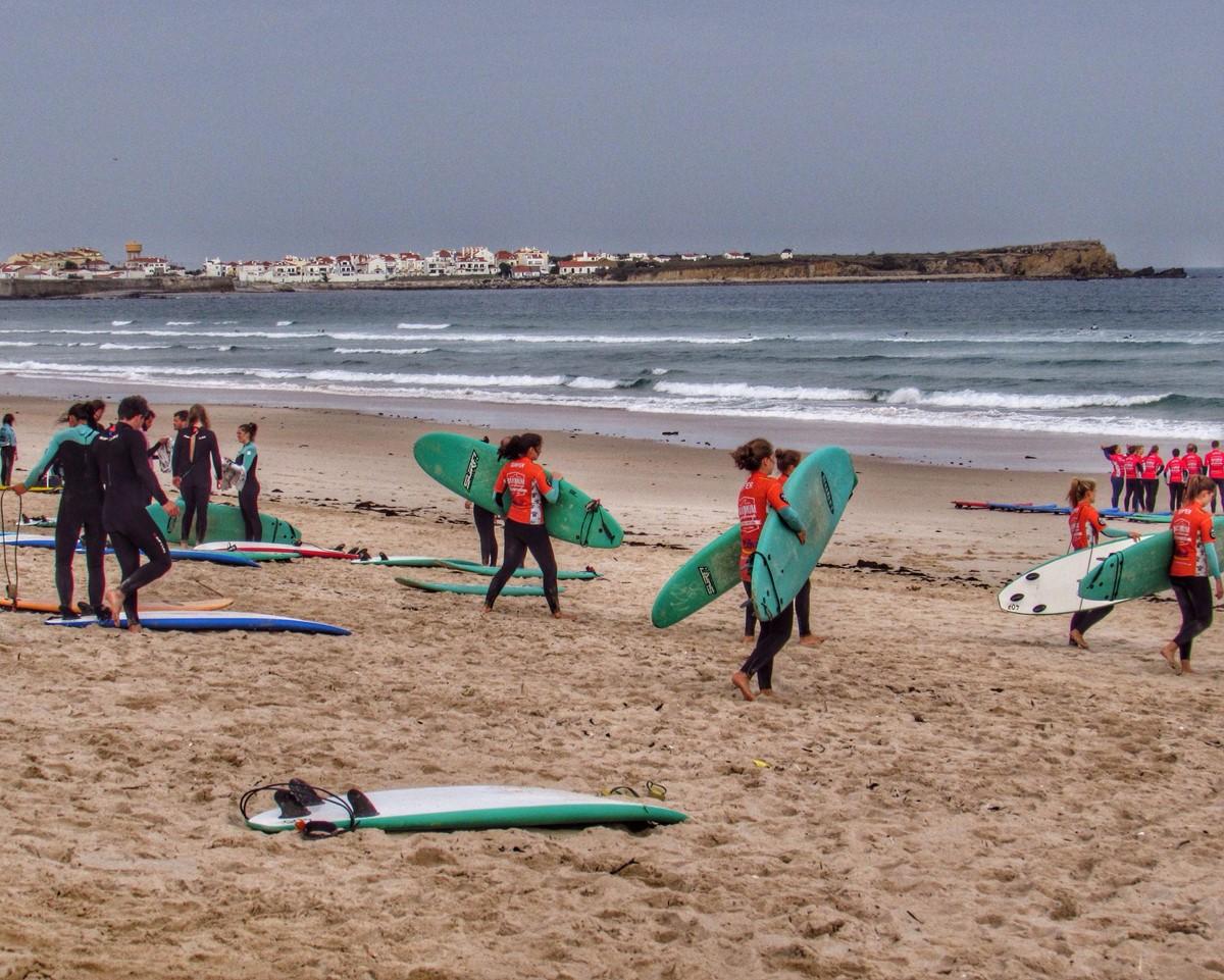 Maximum Surf Camp Peniche