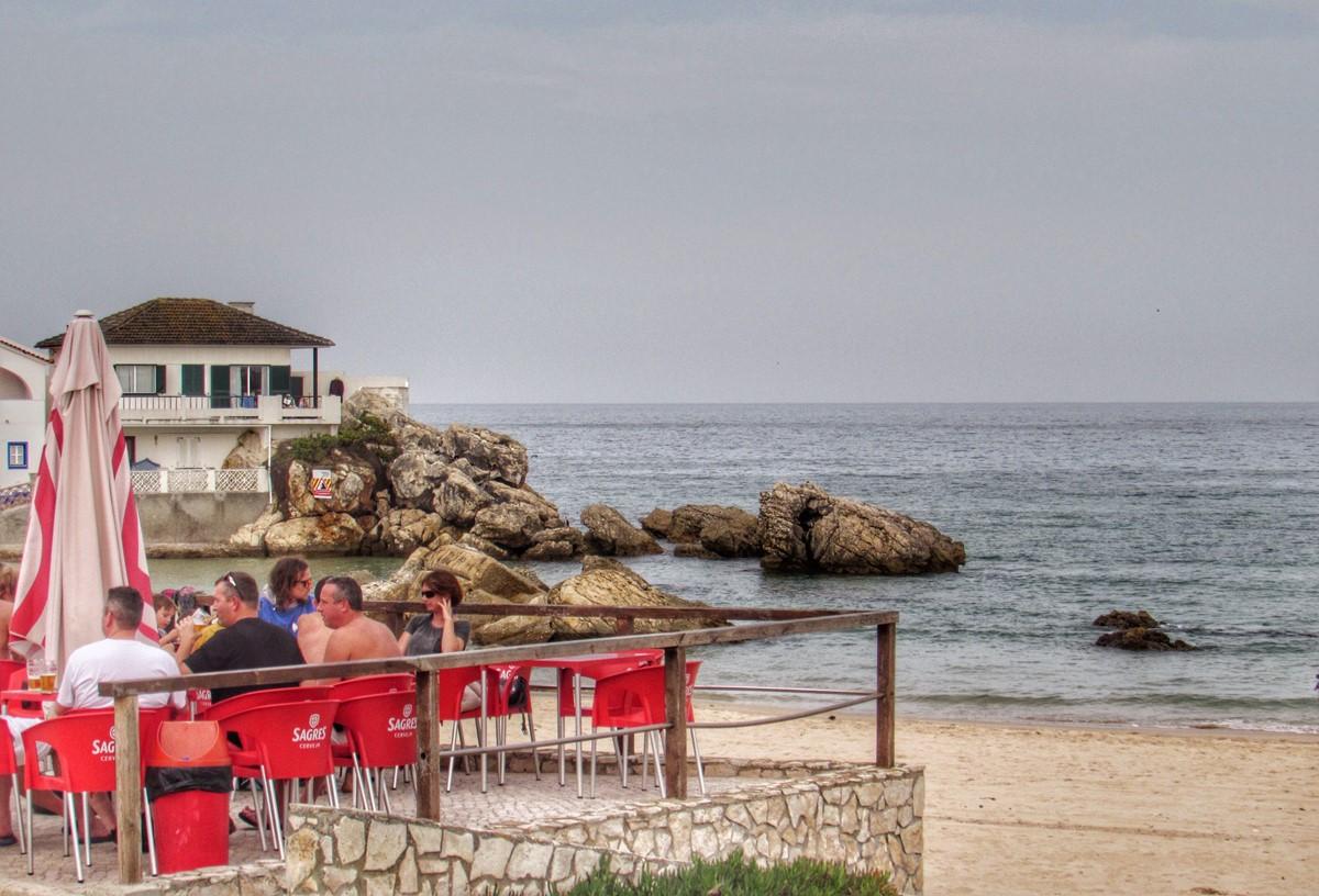 Beachfront Cafe Baleal