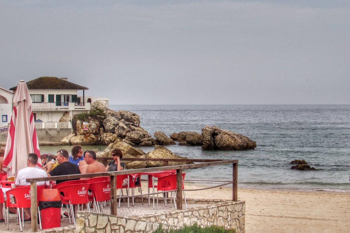 Beachfront Cafe Baleal