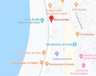 Boca Do Mar Map 2