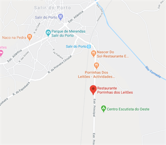 Porrinhas Dos Leitoes Map 2