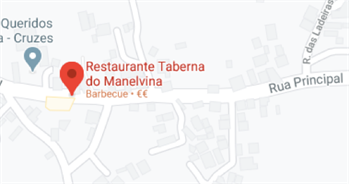 Taberna Do Manelvina Map 1