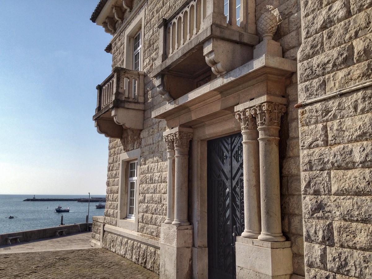 Walk The Promenade To Estoril