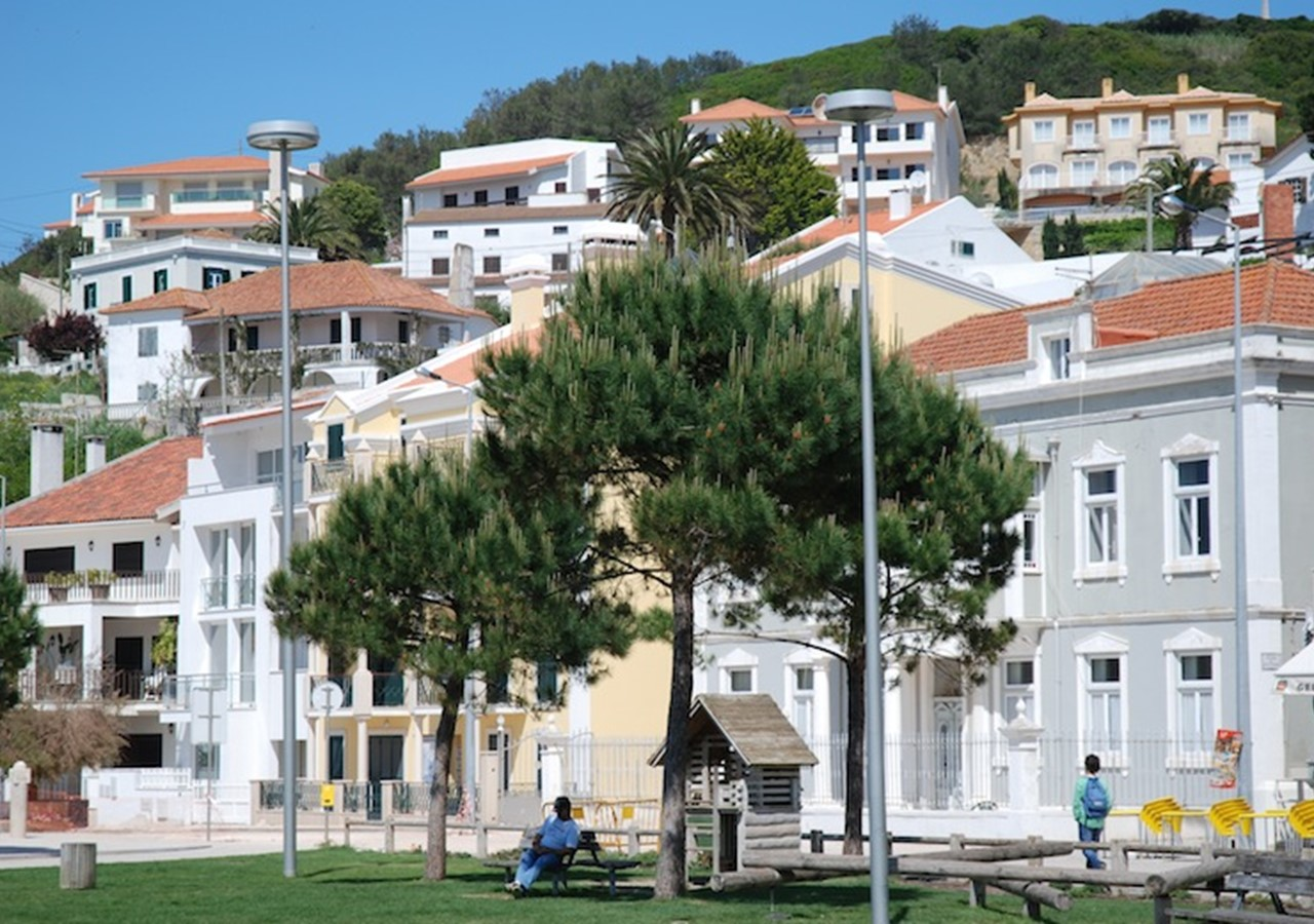 São Martinho do Porto town
