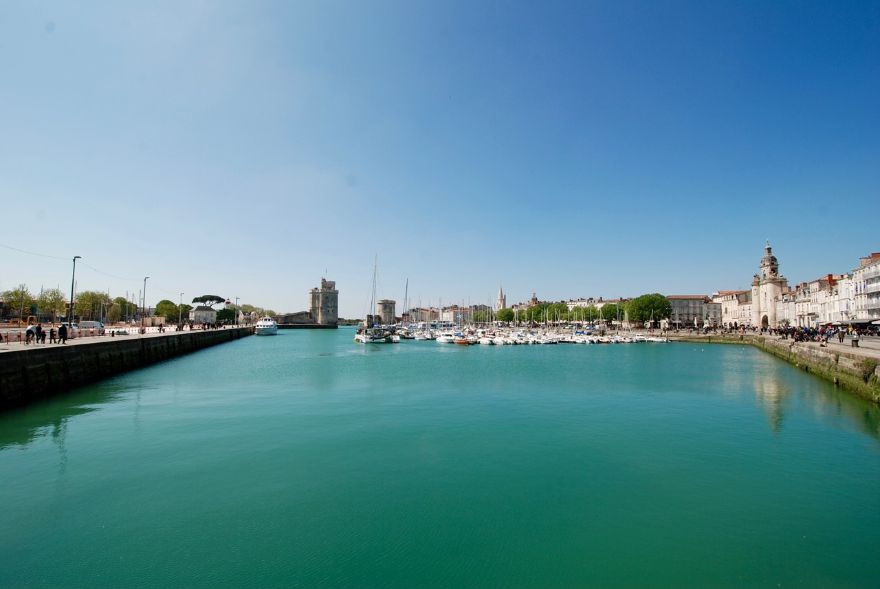 Harbour At La Rochelle