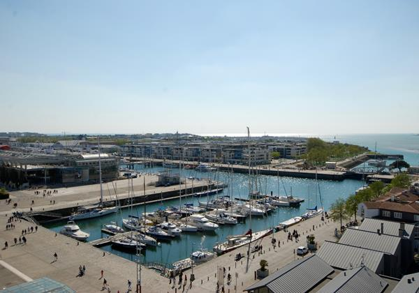 Port At La Rochelle