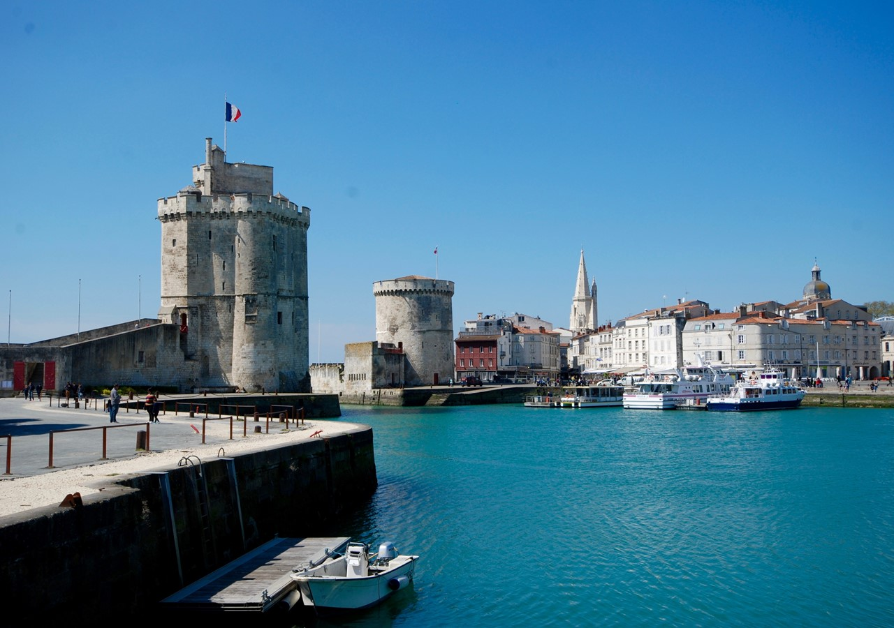 Towers In La Rochelle