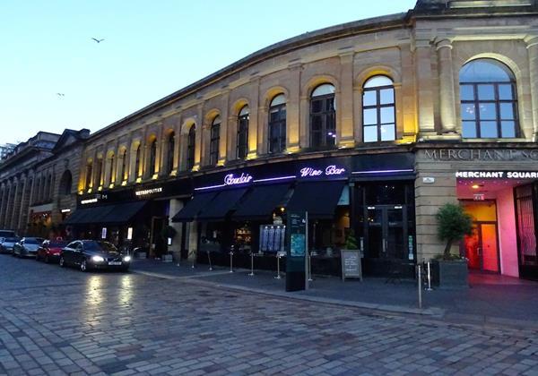 Merchant square